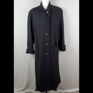 VTG Jofeld by Forstmann Wool Blend Coat